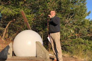 Timberline Medicine Creek Monument Paul Dean