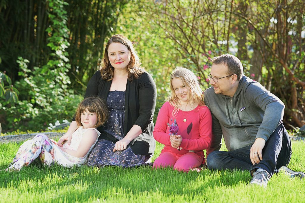 Whitney Bowerman Family