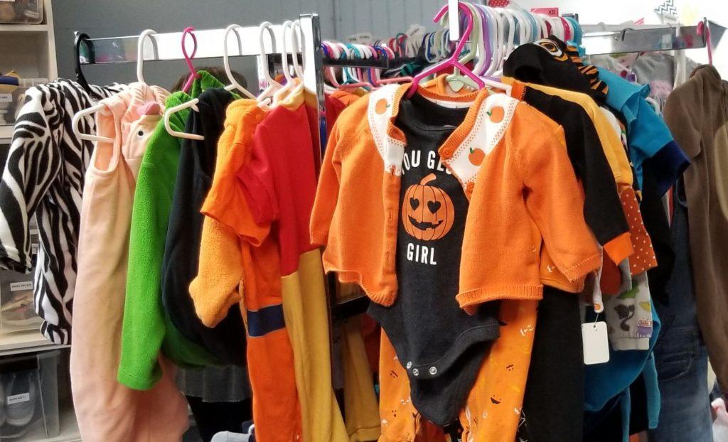 clothing closet costumes