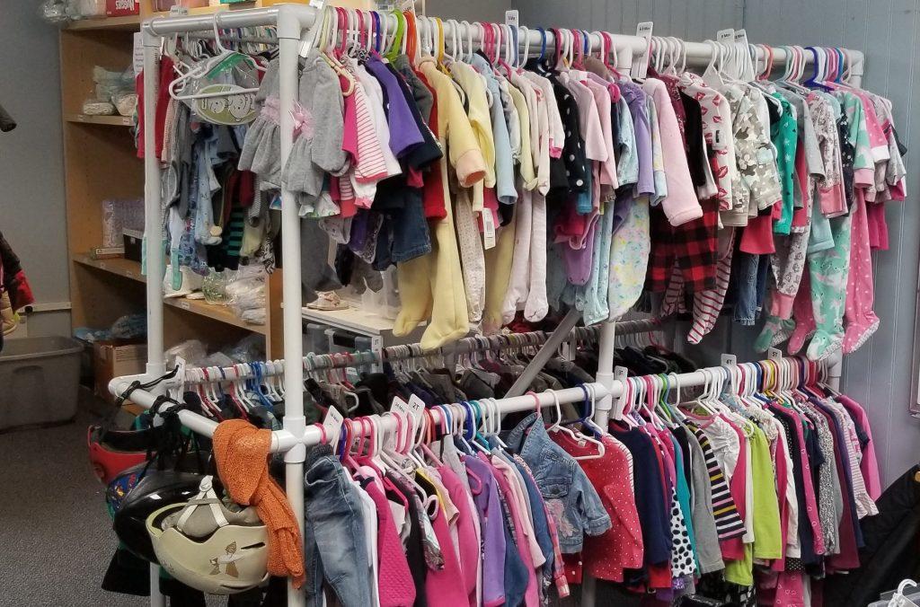 Clothing Closet Olympia