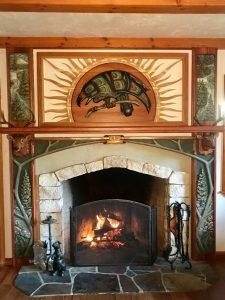 Shawn Hickox Fireplace Surround