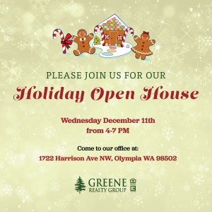 Greene Realty Group Holiday Open House @ Greene Realty Group