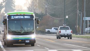 Intercity Transit Route 65 The One new route