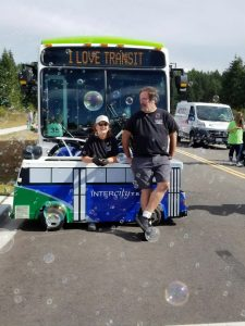 Intercity Transit Route 65 fare free