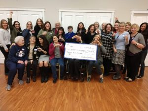 100 Women Who Care @ South Sound Manor