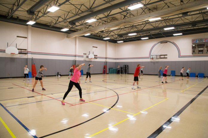 Olympia Parks Arts Recreation classes in Olympia Jazzercise