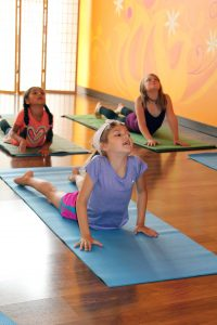 Olympia Parks Arts Recreation classes in Olympia Kids Yoga