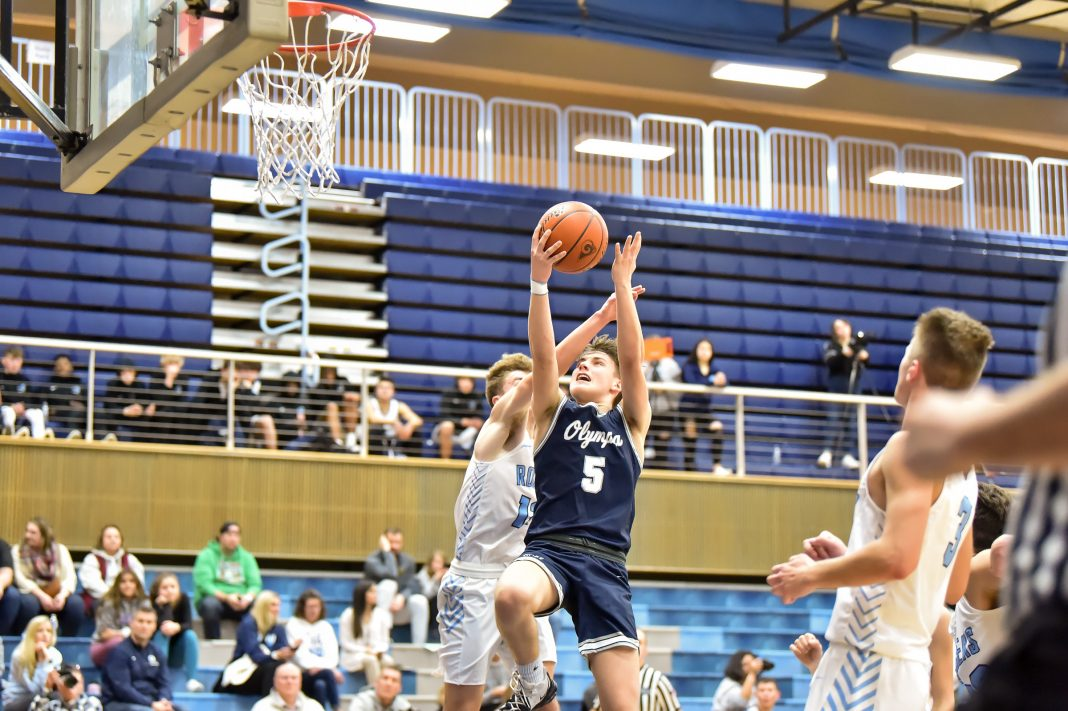 Olympia Rogers Basketball 8120