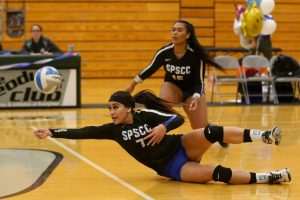 South Puget Sound Community College volleyball 1