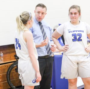 South Puget Sound womens basketball