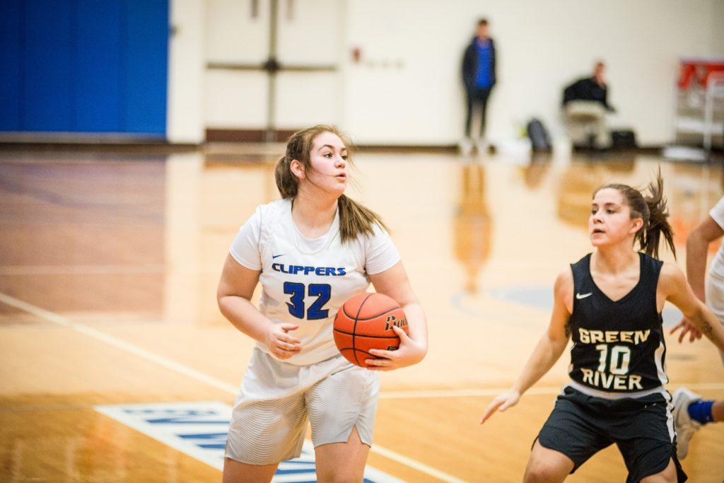 SPSCC womens basketball