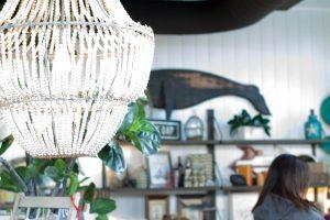 Visit Seabrook Seaworthy Home chandelier