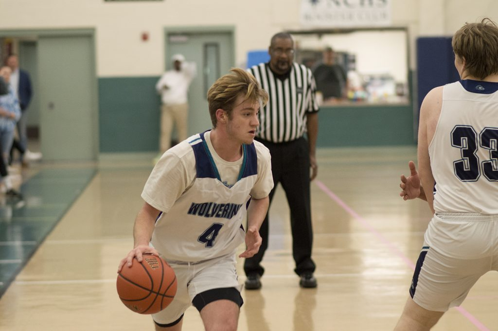 2019 Northwest Christian boys basketball