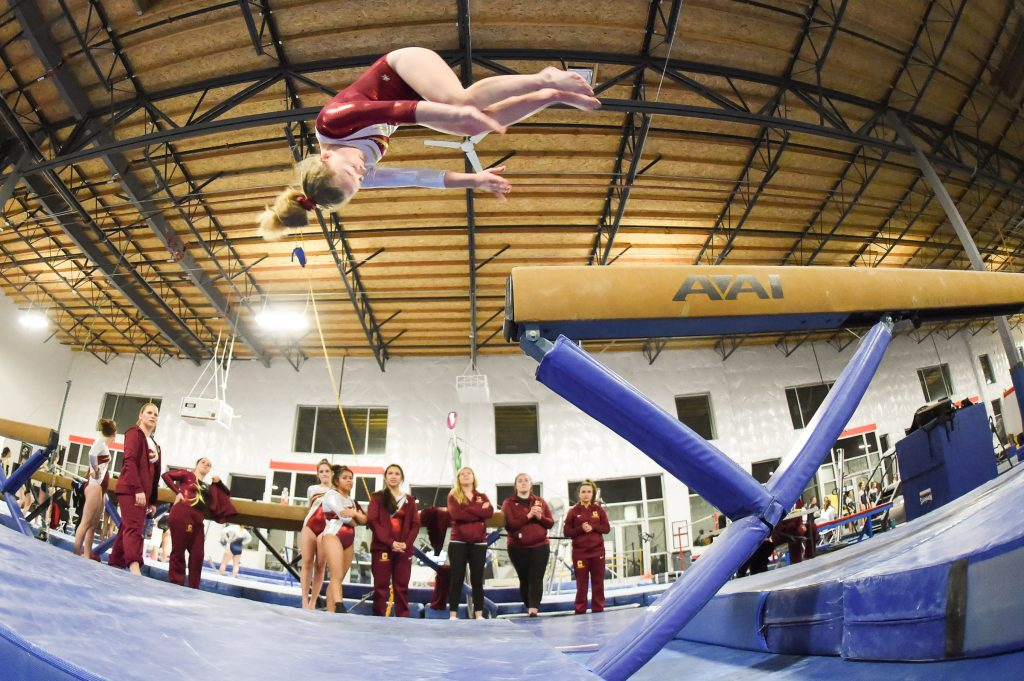 2020 Thurston Capital Olympia Gymnastics