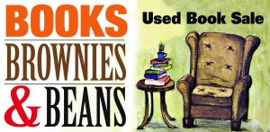 Books, Brownies & Beans @ Olympia Unitarian Universalist Congregation