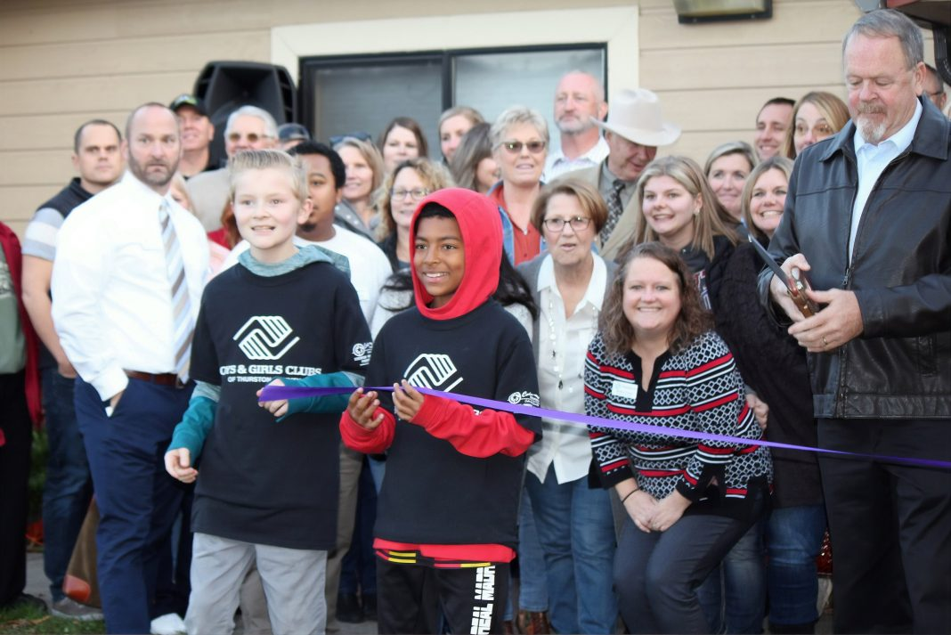 Boys and Girls Club of Thurston County Yelm
