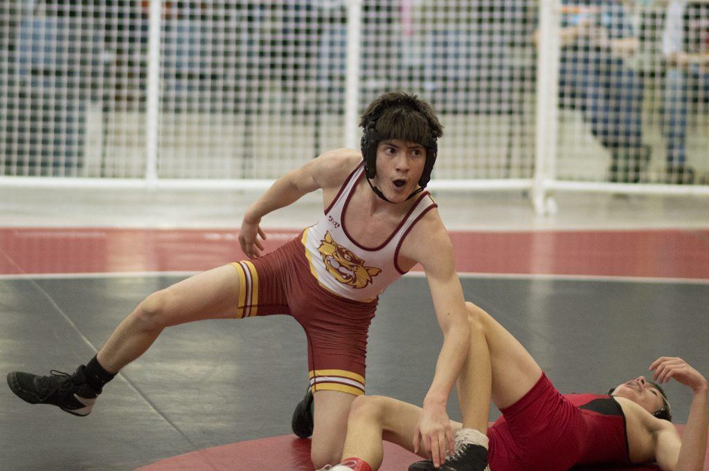 Capital High School wrestling