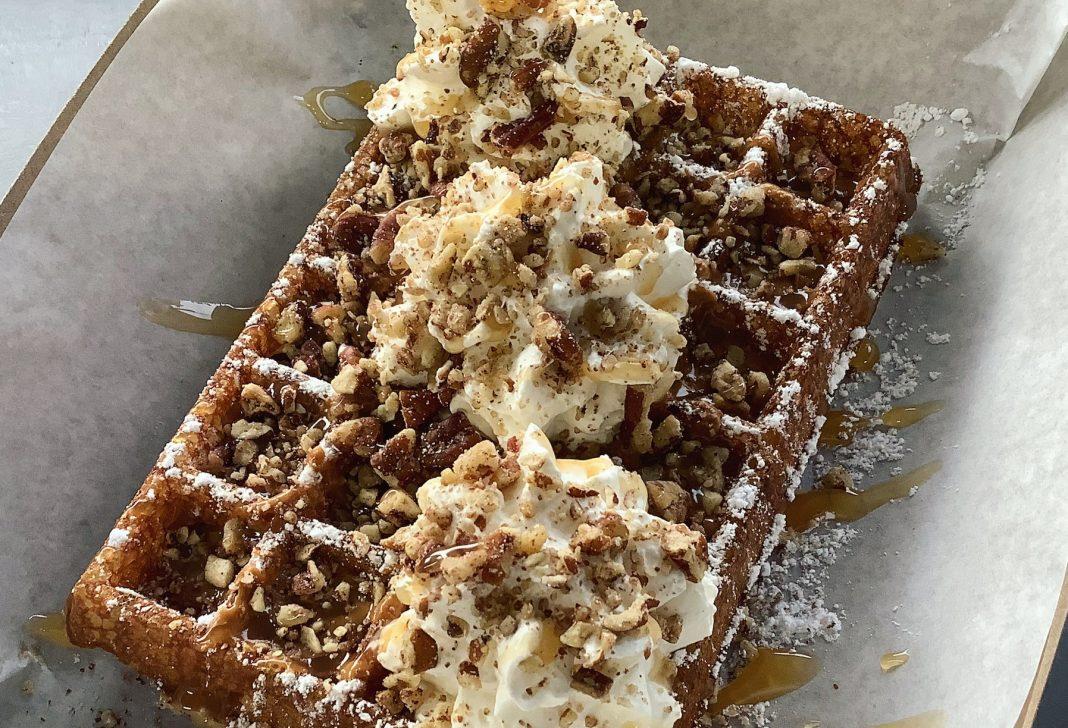 Honeycuspe Madeline sweet waffle