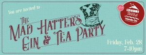 The Mad Hatter's Gin & Tea Party @ Hands On Children's Museum