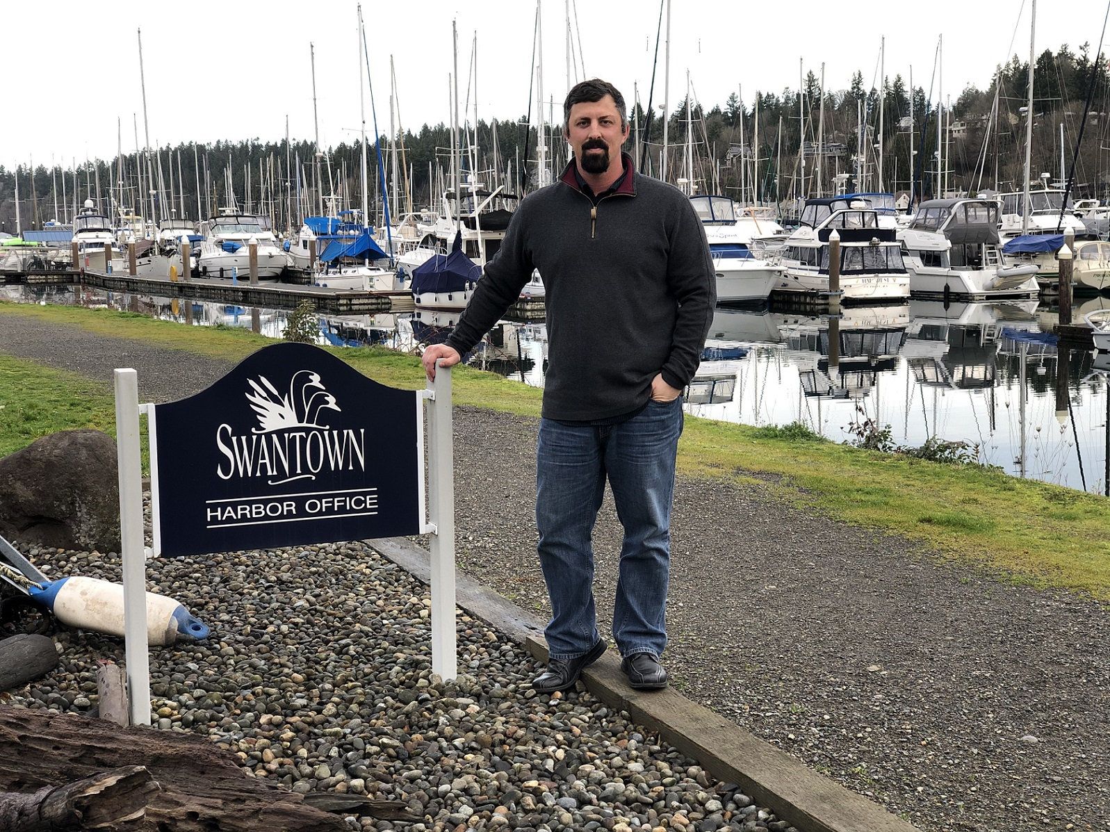 Port Angeles Christmas Bazaars 2020 Port of Olympia Appoints New Harbor Manager   ThurstonTalk