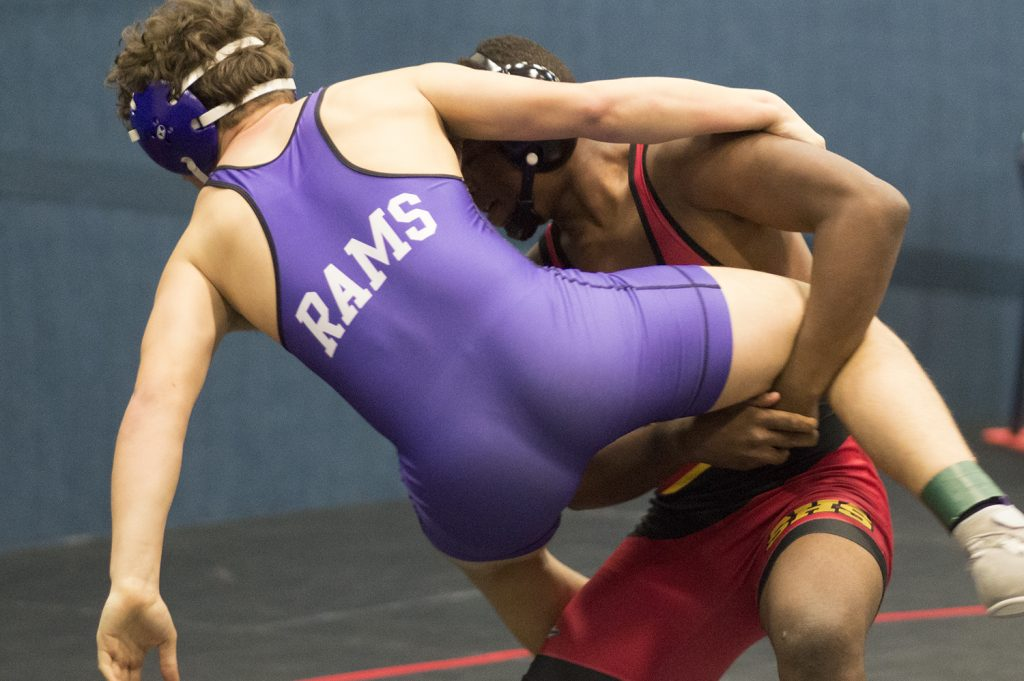 River Ridge Rumble wrestling