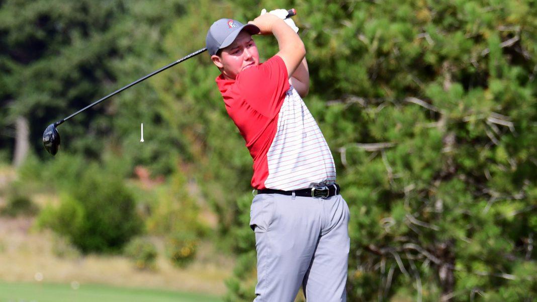 Saint Martins Golf Max Turnquist