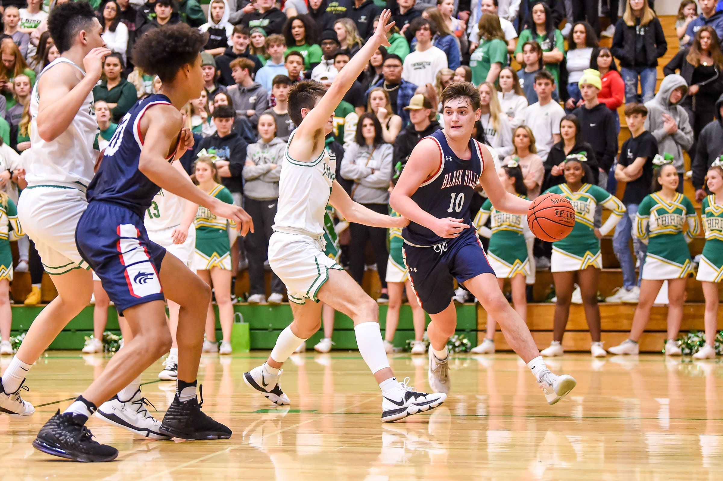 Tumwater Prevails Against Black Hills as Area Teams Prepare for Districts - ThurstonTalk