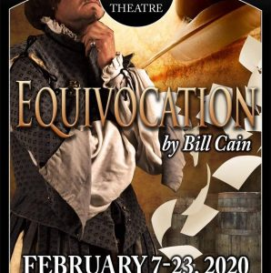Equivocation @ Olympis Little Theatre