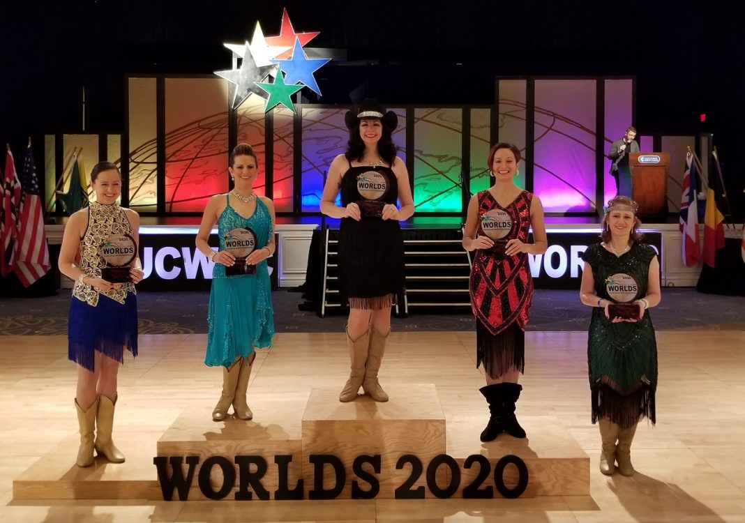 Maddie Bee, 2020 United Country Dancing World Champion