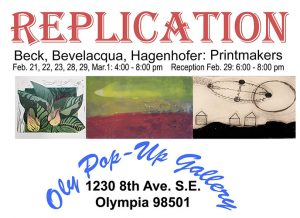 Repliation @ OlyImages Pop-Up Gallery