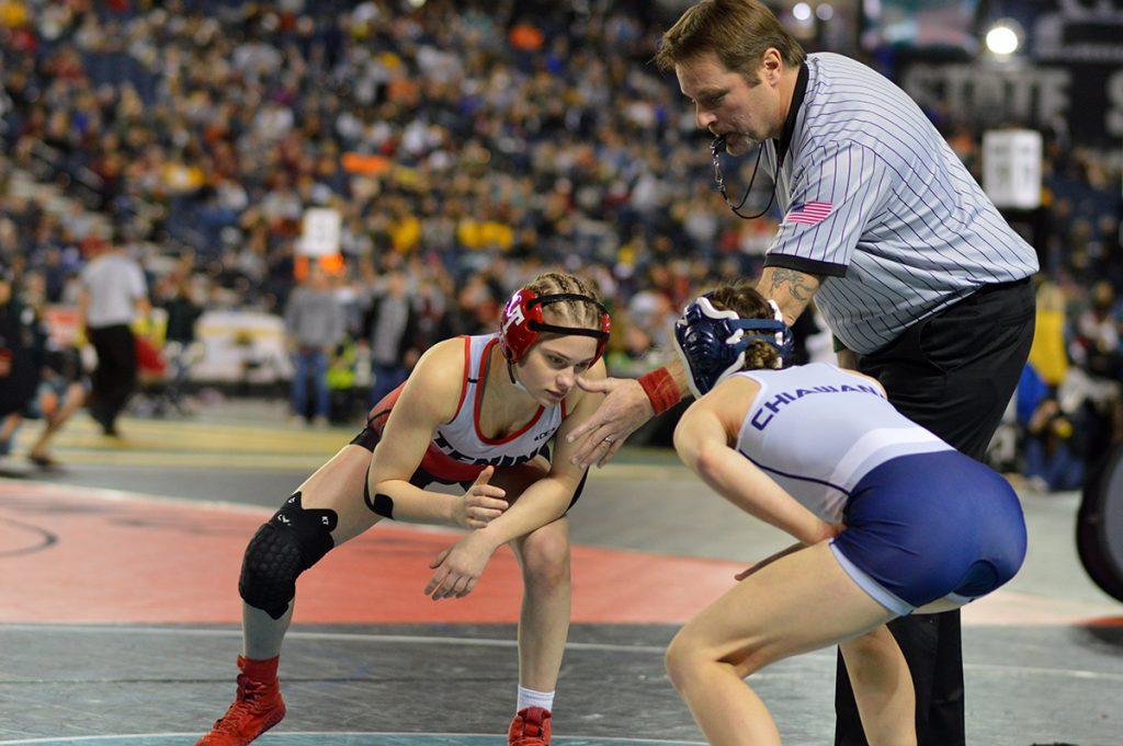 Thurston girls state wrestling