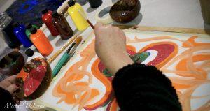 Art-Making to Awaken True Self @ Olympia Lamplighters