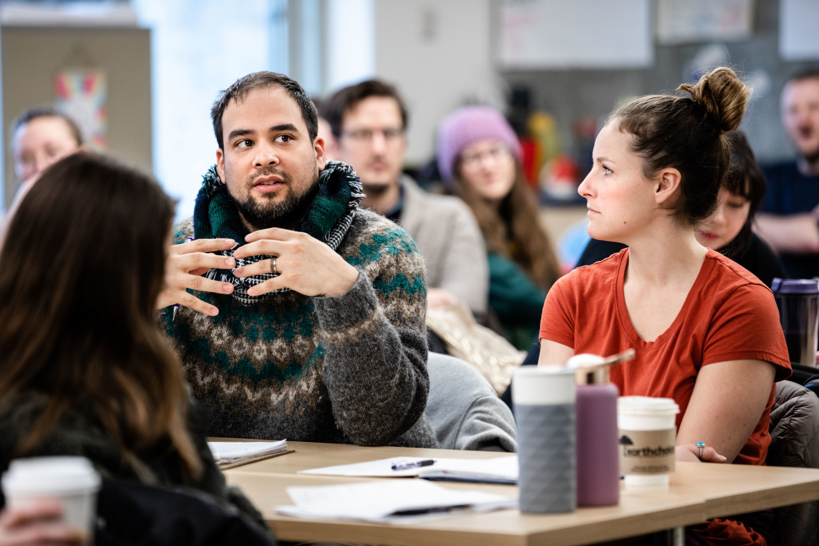 The Evergreen State College's Streamlined Teaching Program Aims to Empower Communities - ThurstonTalk