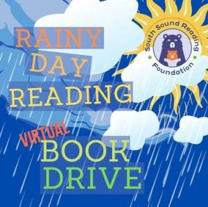 Rainy Day Reading Book Drive @ North Thurston District Office