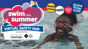 Swim into Safety VIRTUAL Safety Fair @ Virtual