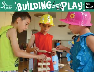 Building through Play: Virtual Kids Activities @ Virtual Event