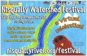 Nisqually Watershed Festival @ Online
