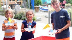 Cork Boat Regatta @ Hands On! Children's Museum