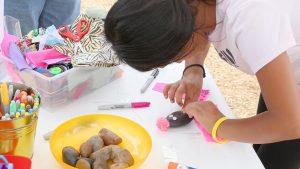 Pet Rocks @ Hands On! Children's Museum