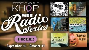 Online Radio Series: The Highest Tide @ Harlequin Productions Radio