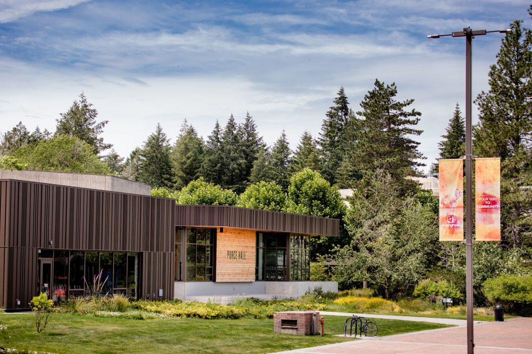 The Evergreen State College 2020 Purce