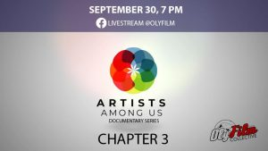 Artists Among Us (documentary series) Chapter 3 @ Online