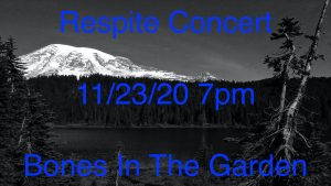 Respite Concert - Bones In The Garden - Trombone Quartet @ YouTube Live Streaming