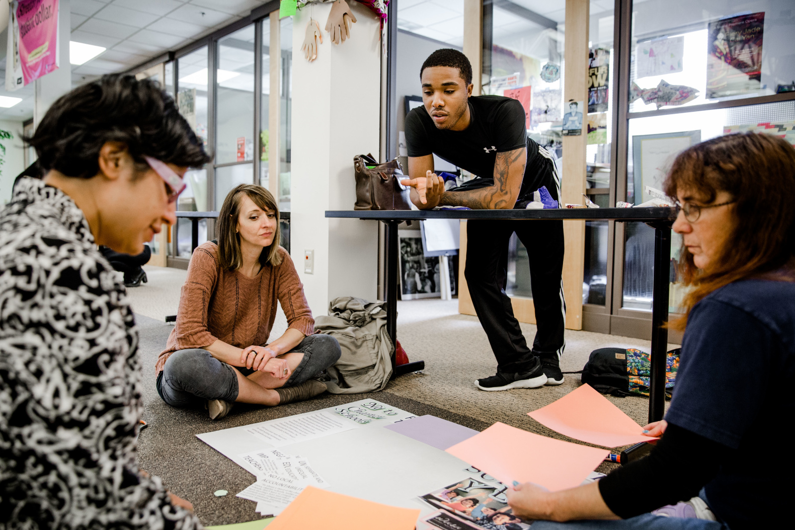 The Evergreen State College's Tacoma Program: Enter to Learn, Depart to Serve - ThurstonTalk