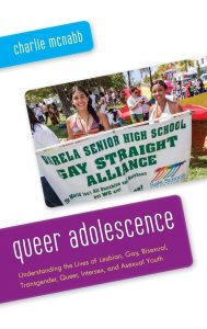 Queer Adolescence: An Afternoon Conversation with Author Charlie McNabb @ Zoom-TRL Online Virtual Events