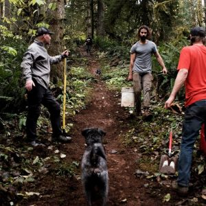Friends-of-Capitol-Forest Volunteers-