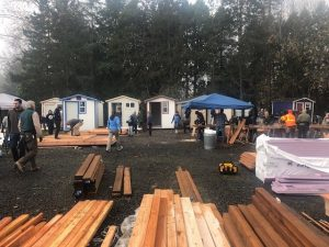 Olympia homelessness Plum-Stree-Village-Building-project