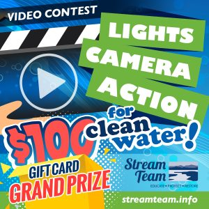 Earth Day Video Contest @ Thurston County Waters