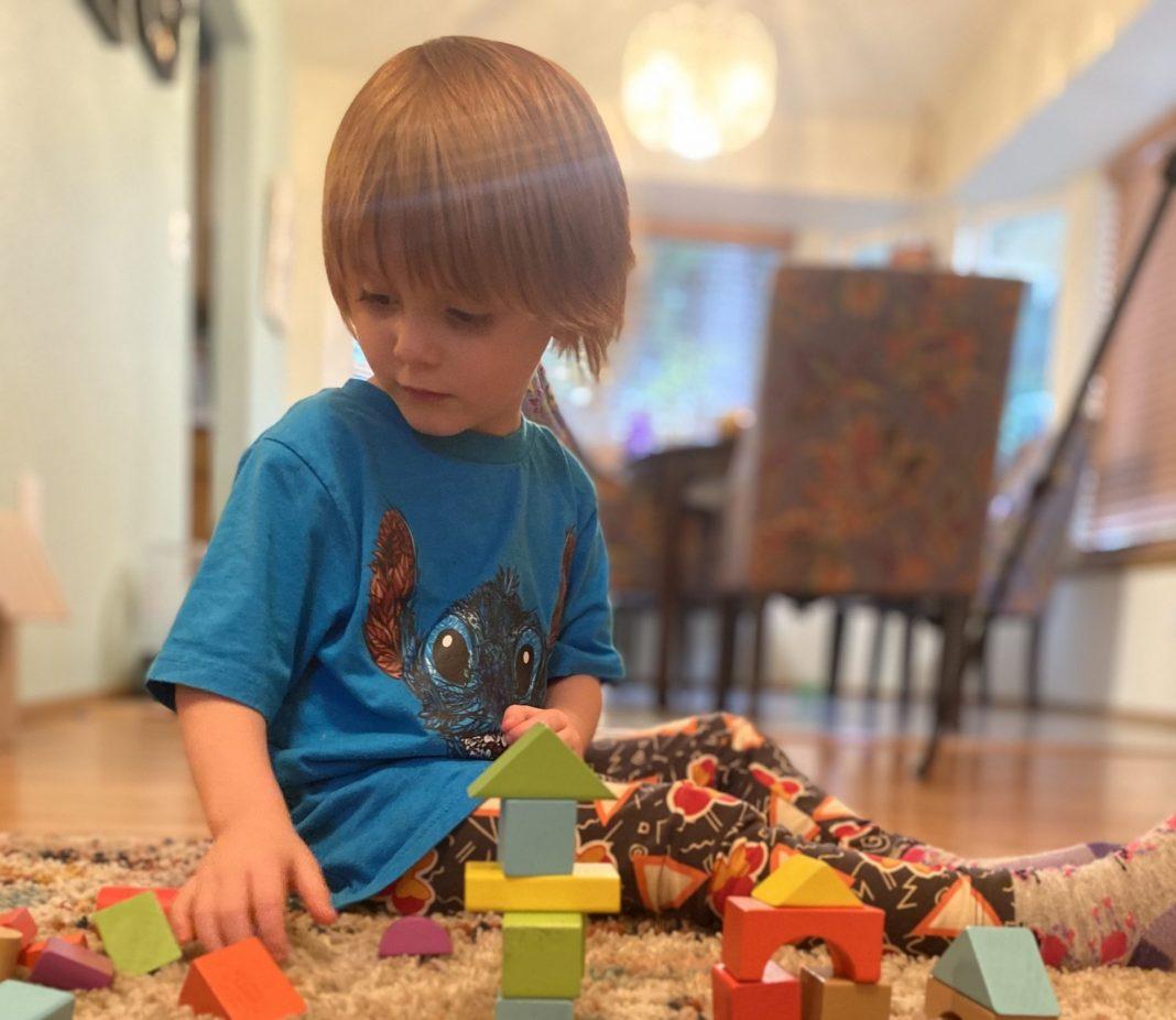 South Sound Parent to Parent autism support-Child
