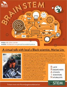 black history month BRAIN STEM 1